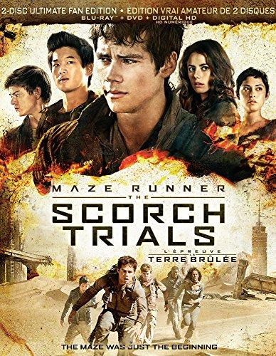 Maze Runner Scorch Trials Ltd Ed
