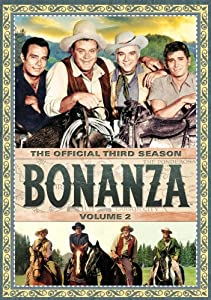 Bonanza: The Official Third Season, Vol. 2 by Spelling Entertainme