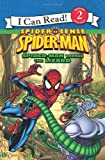 MADA Design Inc. Spider-Man: Spider-Man Versus the Lizard (I Can Read Book 2)