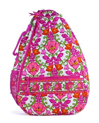 Vera Bradley Sling Tennis Backpack (Lilli Bell)
