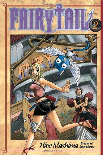 Fairy Tail, Vol. 02