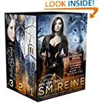 The Ascension Series, Books 1-3: Sacr...