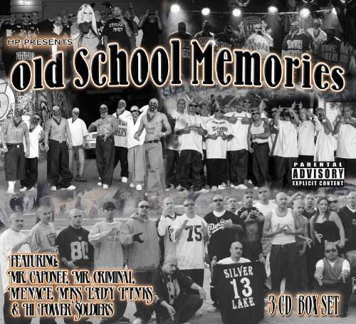 Hi Power Presents - Old School Memories