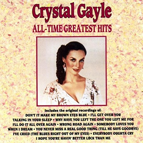 All-Time Greatest Hits (Crystal Gayle Greatest Hits compare prices)