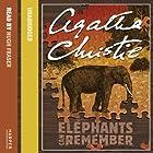 Elephants Can Remember Hörbuch von Agatha Christie Gesprochen von: Hugh Fraser