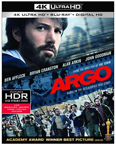 アルゴ <4K ULTRA HD&ブルーレイセット>(2枚組) [Blu-ray]
