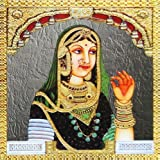 "Dolls Of India ""Nautch Girl"" Reprint On Card Paper - Unframed (15.88 X 15.88 Centimeters)"