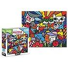 Britto Jigsaw Puzzle, 500-Piece