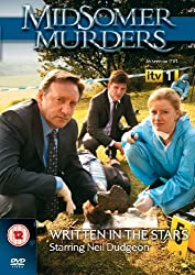 Midsomer Murders Series 15: Written in the Stars [DVD]