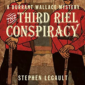 The Third Riel Conspiracy Audiobook