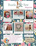 Helen dickson Bustle & Sew Magazine January 2014: Issue 36