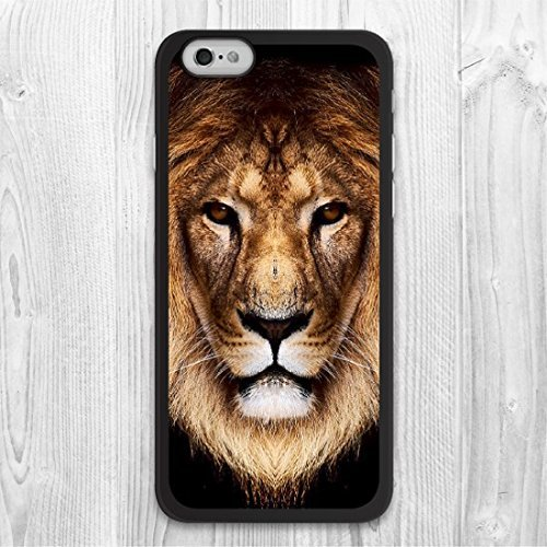 Gloden Lion Protective Phone Case For iPhone 6 plus + Screen Protector + Earphone Anti Dust Plug Cap + Retail Packaging