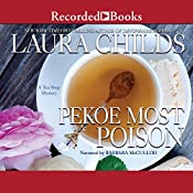 Pekoe Most Poison: Tea Shop Mysteries, Book 18 | Laura Childs