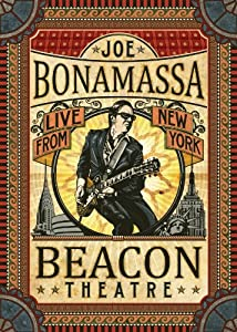 Joe Bonamassa Live from New York: Beacon Theatre [Blu-ray]