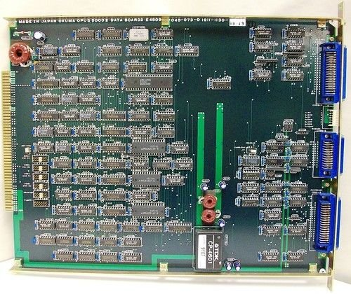 Okuma Opus 5000 Ii Data Board 2 E4809-045-073-D