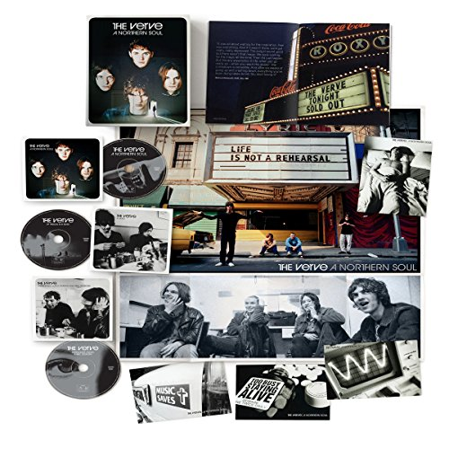 The Verve - A Northern Soul [3 Cd][super Deluxe Edition] - Zortam Music