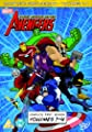 Avengers: Earth's Mightiest Heroes - Volume 1 - 4 [DVD]