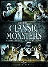 Universal Classic Monsters: The Complete 30-Film Collection [DVD]