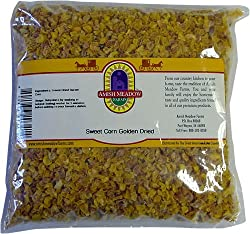 Sweet Corn Golden Dried, Bulk, 16 oz