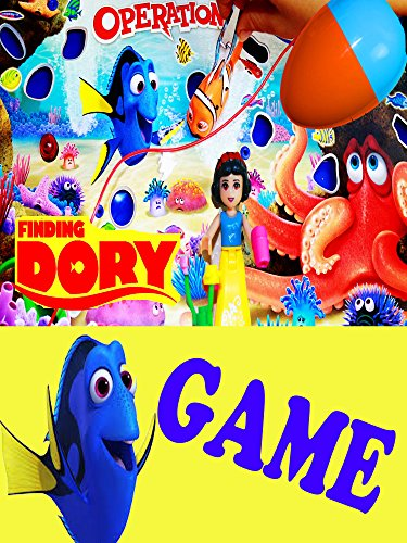 DISNEY FINDING DORY New Operation GAME Dory Hank Nemo Surprise Prizes Lego Disney Princess Toys