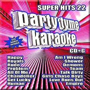 Party Tyme Karaoke: Super Hits 22