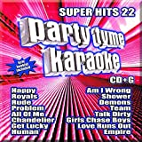 Party Tyme Karaoke - Super Hits 22 [CD + G]