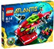 LEGO Atlantis 8075: Neptune Carrier