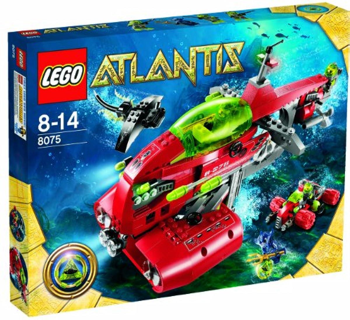 [해외] 레고 (LEGO) 아틀란티스 넵튠(Neptune)캐리어 8075 (2010-03-16)