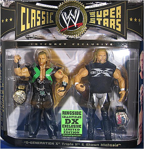 Wwe Triple H Wrestling Action Figure 2011 Mattel 7inc