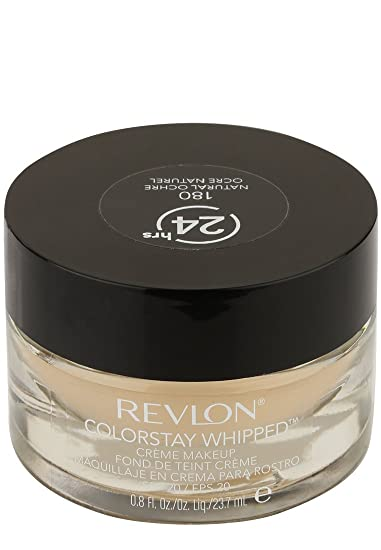 Buy Revlon Colorstay Whipped Creme Make Up, Warm Golden (23.7ml ...