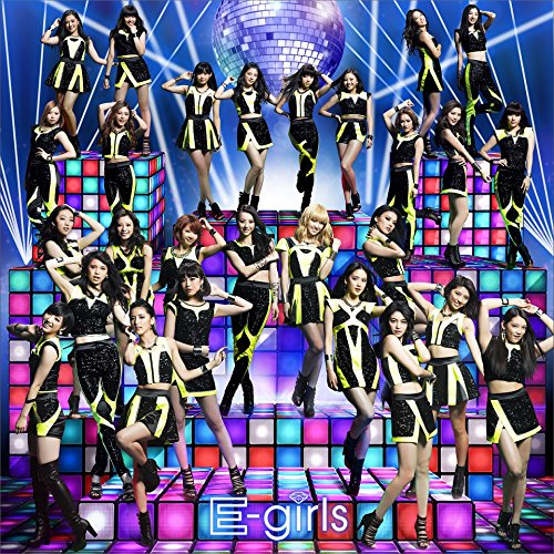 E-girls E.G._Anthem