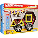 Magformers XL Cruisers Car Set (Colors may vary)