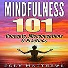 Mindfulness 101: Concepts, Misconceptions & Practices Hörbuch von Zoey Matthews Gesprochen von: Jamie L. Carter