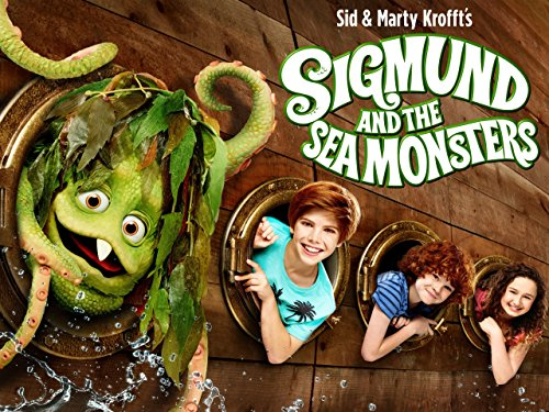 Sigmund and the Sea Monsters [Ultra HD]