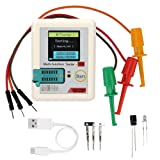 Wocume TC-T7-H TFT Transistor Tester Graphic Display Multifunction Test