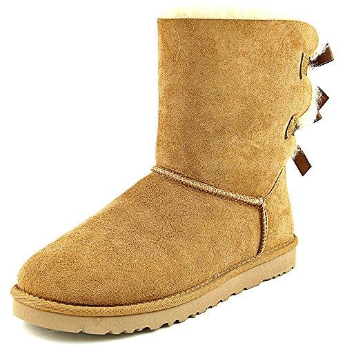 ugg-bailey-bow-botas-para-mujer-color-marron-talla-41