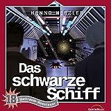 img - for Das schwarze Schiff (Weltraum-Abenteuer 18) book / textbook / text book