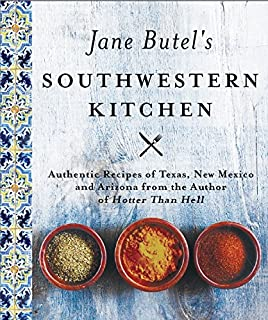 Book Cover: Jane Butel's Southwestern Kitchen: Revised Edition
