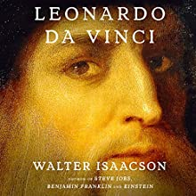 Leonardo da Vinci Audiobook by Walter Isaacson Narrated by To Be Announced