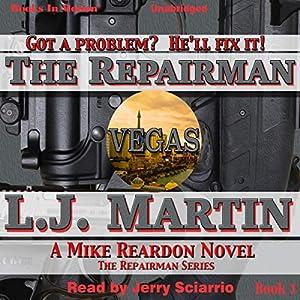 The Repairman Audiobook