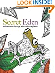 Secret Eden: anti-stress art therapy...