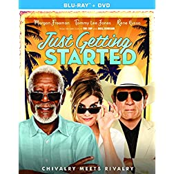 Just Getting Started [Blu-ray]
