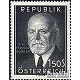 sellos para coleccionistas: Austria 1031 (completa.edición.) matasellado 1957 Presidente de la repúplica federal...