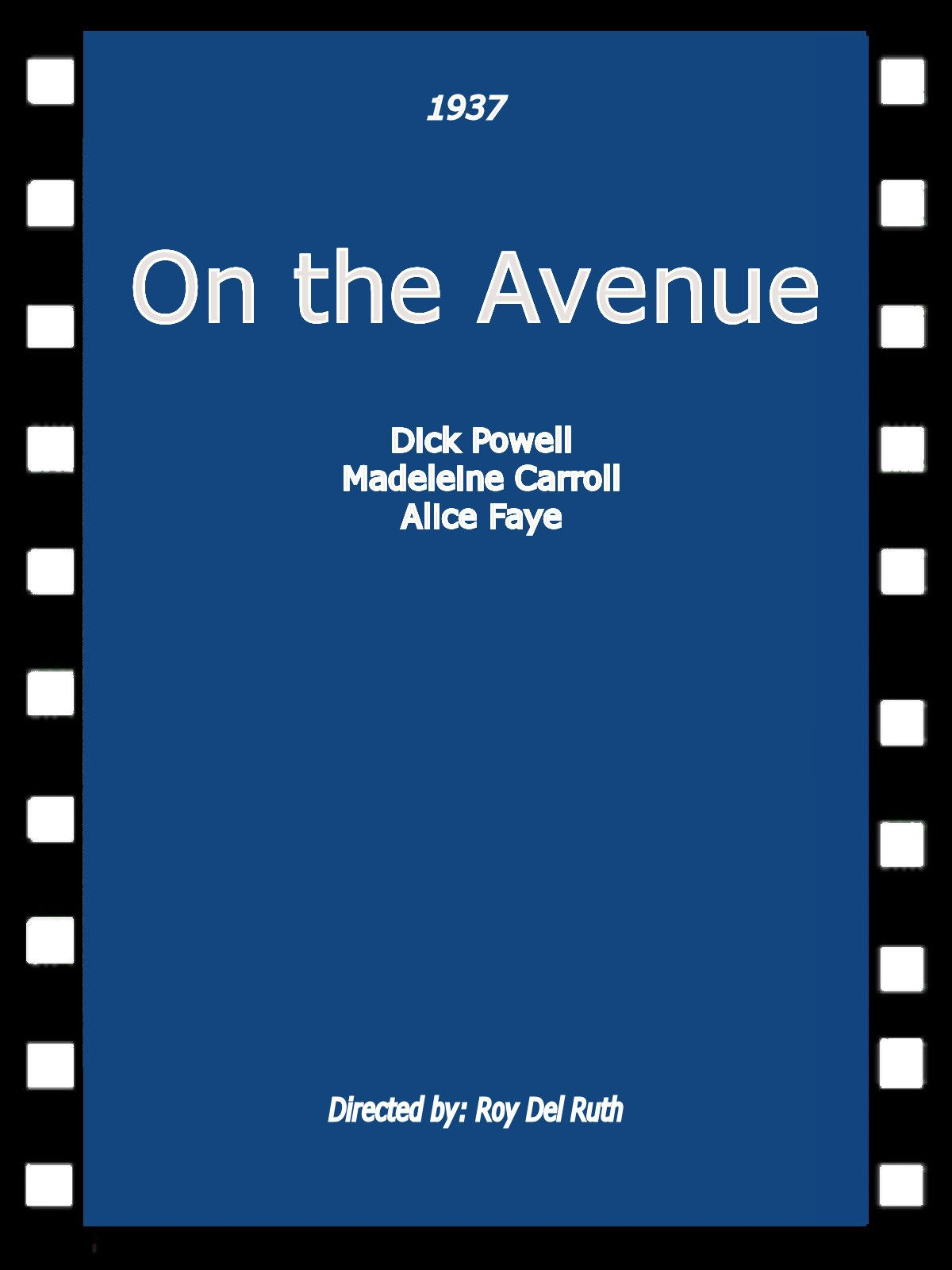 On the Avenue on Amazon Prime Instant Video UK