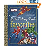 Marvel Heroes Little Golden Book Favorites #1 (Marvel)