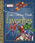 Marvel Little Golden Book Favorites:...