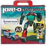 Kre-O - 306621480 - Jeu de construction - Transformers - Ratchet