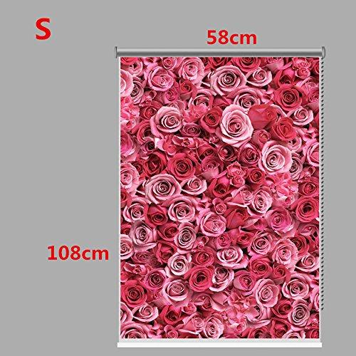 bluelover-pag-rosa-romantico-finestra-tende-avvolgibili-stampa-pittura-parete-decor-tenda-a-rullo-sf