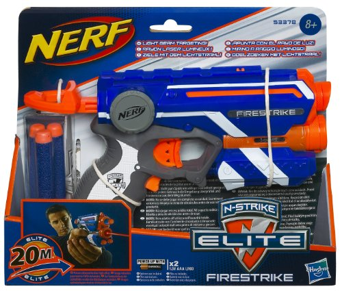 Nerf - 533789830 - Jeu de Plein Air - Elite Firestrike