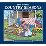 John Sloane's Country Seasons 2015 Deluxe Wall Calendar: Twenty-ninth Annual Collection